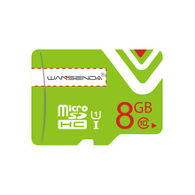HOT SALE original Wansenda Micro SD Card 16GB 8GB 32GB Class 10 Memory Card TF Card Free SD Adapter with retail package