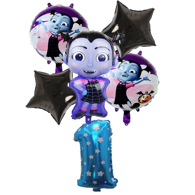 Vampirina  Birthday Party Supplies BALLOON BALLOONS FAVOR SUPPLIES DECORATION