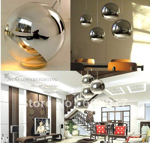 Free shipping 40cm silver color tom dixon mirror ball pendant lamp free shipping 40cm silver color tom dixon mirror ball pendant lamp3pieces in pendant lights from lights lighting on aliexpress alibaba group aloadofball Choice Image