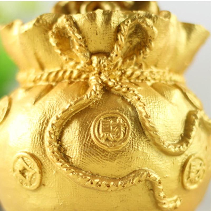 Dyqan me shkëlqim Citrine Lule Tree Hapja e Dhuratave Dekorative - Dekor në shtëpi - Foto 4