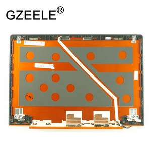 GZEELE new Laptop LCD Top Cover For Lenovo U330P U330 NO Touch LCD Rear Lid Back Cover orange 90203125 3CLZ5LCLV70 top case(China)