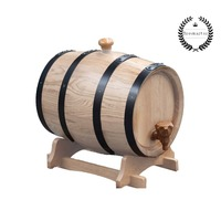 Home brew 10L AMERICAN WHITE OAK BARREL
