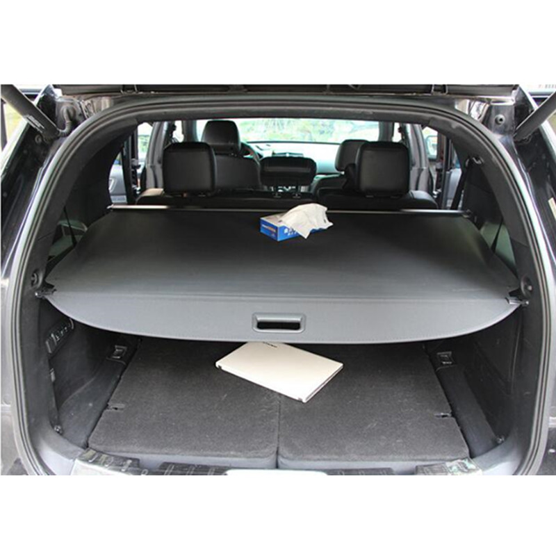 High quality trunk cover curtain trunk storage panel 2013 2014 2015 2016 2017 2018 FOR Ford