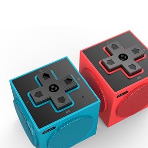 Image 5 - 8Bitdo Stereo Song Tử Đôi Cube Khối Lập Phương Mini Chống Nước Không Dây Bluetooth Cho Chơi Game