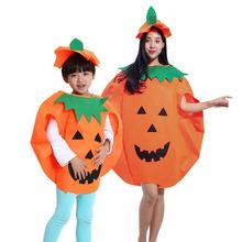 With Hat Pumpkin Pattern Parent-child Dress Halloween Breathable Costume Party Loose Cute For child  sc 1 st  AliExpress.com & Buy pumpkin costume pattern and get free shipping on AliExpress.com