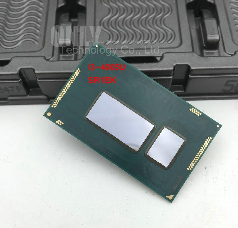 INTLE I3 4005U 1,7G SR1EK G81364 BGA CPU 100% оригинальный набор микросхем с шариками в наличии для ноутбука, бесплатная доставка laptop cpu chipset bga  - AliExpress