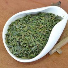 500g China 2017 Neue Frühling Super Grüner Tee Longjing Tee Sichuan Queshe Mingqian Dragon Well Grüner Tee Groß Chun Cha Gesundheitswesen