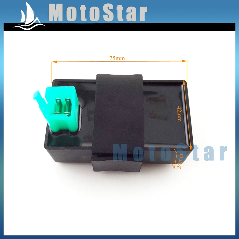 4 Pin Ignition Dc Cdi Box For 50cc 70cc 90cc 110cc 125cc