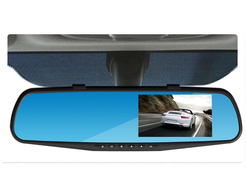 Car DVR mirror - видеорегистратор в Орске