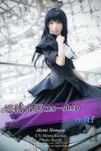 Akemi Homura Cosplay de Puella Magi Madoka Magica cosplay