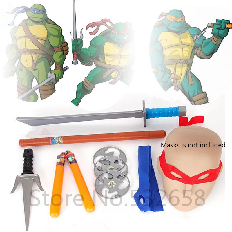 Ninja turtle michelangelo weapon - photo#12