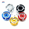 5 Colors BrandMotorcycle CNC Aluminum Engine Oil Filler Cup Cap For honda cb1300 / cb400 / cb400sf/cb600