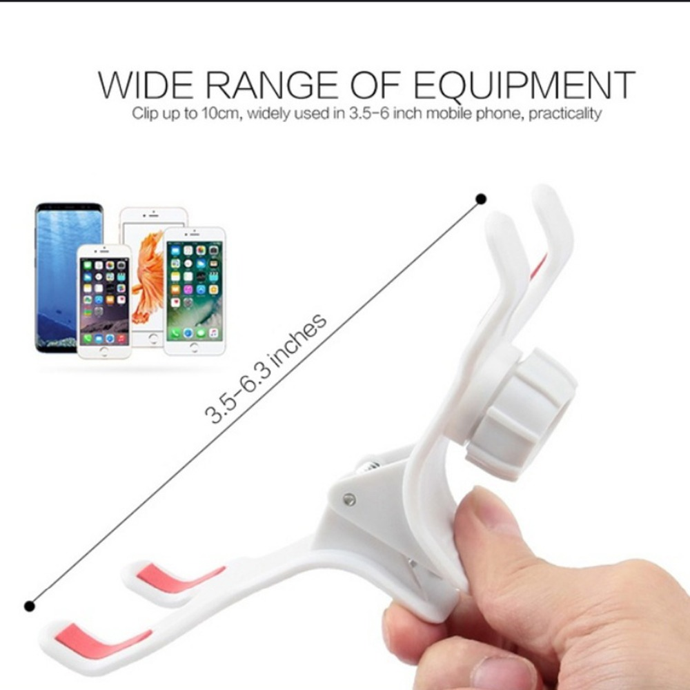 Multi function Smartphone Tablet Bracket Lazy Phone Holder 360 degree Rotation Free To Bend For iPhone Xiaomi Huawei samsung