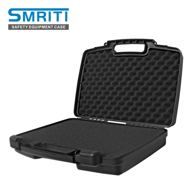 Купить с кэшбэком Plastic Tool case suitcase toolbox multifunction toolbox Instrument box Safety box packing case with pre-cut foam shipping free