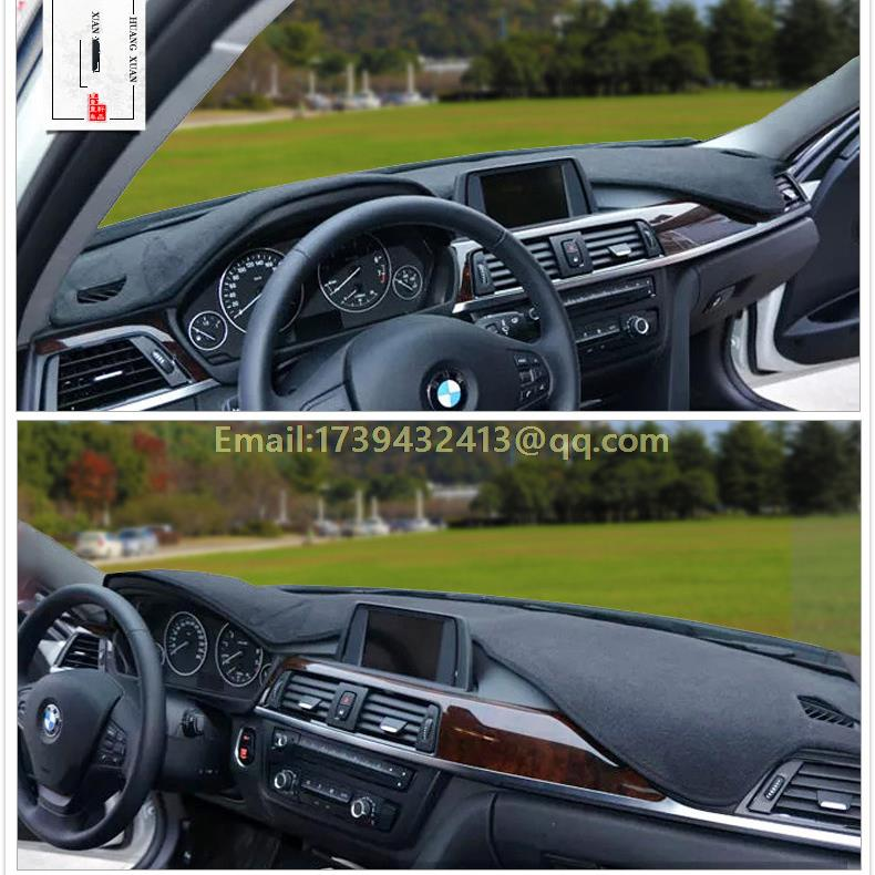 Dashmats Car Styling Accessories Dashboard Cover For Bmw 3
