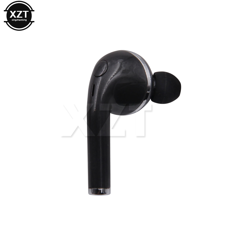 High Quality portable Mini Bluetooth V4.1 Stereo Headset  HBQ i7 Wireless Earbuds earphone For Iphone 7 plus 7 for Galaxy
