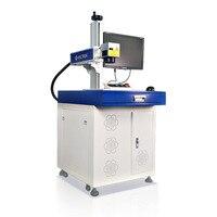 20W Raycus Laser Engraving Machine Low Price Fiber Laser Marking Machine For Metal