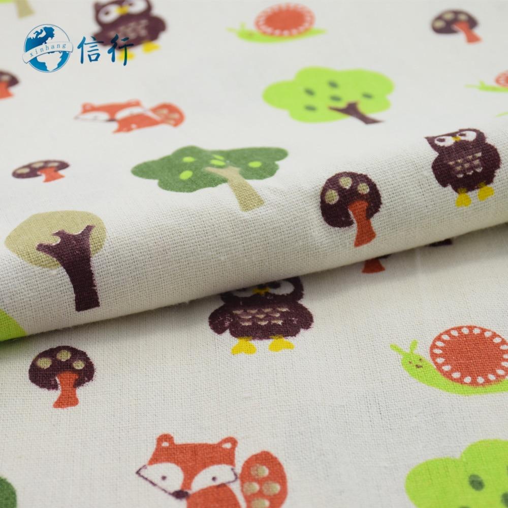 50 * 150cm țesături de bumbac imprimate pentru patchwork Quilting - Arte, meșteșuguri și cusut