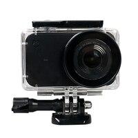 45m 49 21yd Waterproof Case Camera Mount Selfie Stick Cycling Set For Xiaomi Mijia Mini Action