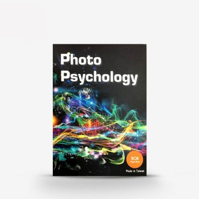 Free shipping Photo Psychology - Mentalism Magic Tricks,Prophecy,Close up magic,Illusion free shipping magic tricks close up color pen prediction close up performance