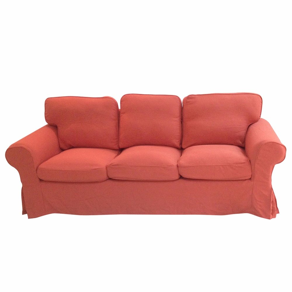 divano in cotone slipcovers-acquista a poco prezzo divano in ... - Divano Letto Ektorp