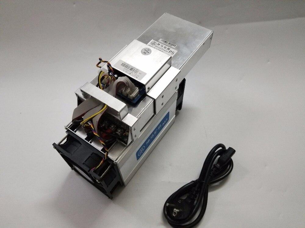 Asic minero Bitcoin Miner WhatsMiner M3X 11,5-12,5 T/S mejor que Antminer S7 S9 WhatsMiner M3 con PSU para BTC BCH - 6
