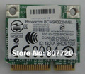 100% novo Broadcom BCM94322HM8L 504664-001 Meia-altura Mini PCI-E WLAN WI-FI cartão sem fio para HP DV2 DV3 DV6 DV7 4300 ect.