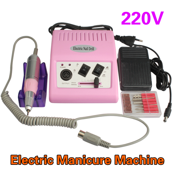 Hot Sales Oerheat Vibration Improved Electric Nail Drill Manicure Machine hv3n vibration type pneumatic sanding machine rectangle grinding machine sand vibration machine polishing machine 70x100mm