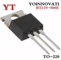 Бесплатная Доставка 100 шт./лот BT139-800E BT139-800 BT139 К-220 наилучшее качество IC