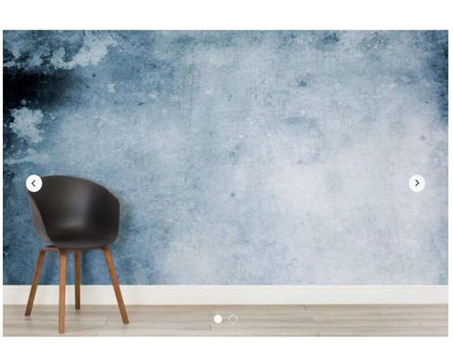 custom retro papel de parede large murals for ktv bedroom background wallpaper grey grunge watercolour - Bedroom Background