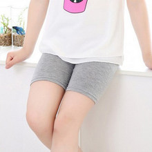 8dd3706434c Kids Baby Girl Soft Modal Short Pants Leggings Summer Stretch Safety Shorts  2-6Y(