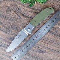 Ganzo G7482 Firebird F7482 58 60HRC 440C Blade G10 Handle Folding Knife Outdoor Survival Camping Tool Hunting Pocket Knife EDC