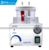 Portable Dental Medical Emergency Vacuum Phlegm Suction Unit Electric