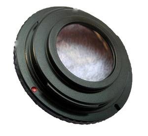 Image 4 - 10 個 M42 レンズ用ニコンマウントアダプタインフィニティ焦点ガラスで一眼レフカメラ用 d80 D90 D700 D5000