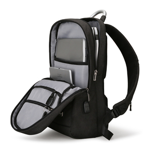 Image 3 - Mark Ryden New Arrivals Usb Recharging Anti thief Backpack Waterproof Two Size Fashion Portable Bag Male