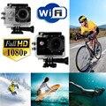 Wi-fi 12MP HD 1080 P Автомобиль Велосипед Шлем Cam Спорт DV Действие Водонепроницаемая Камера