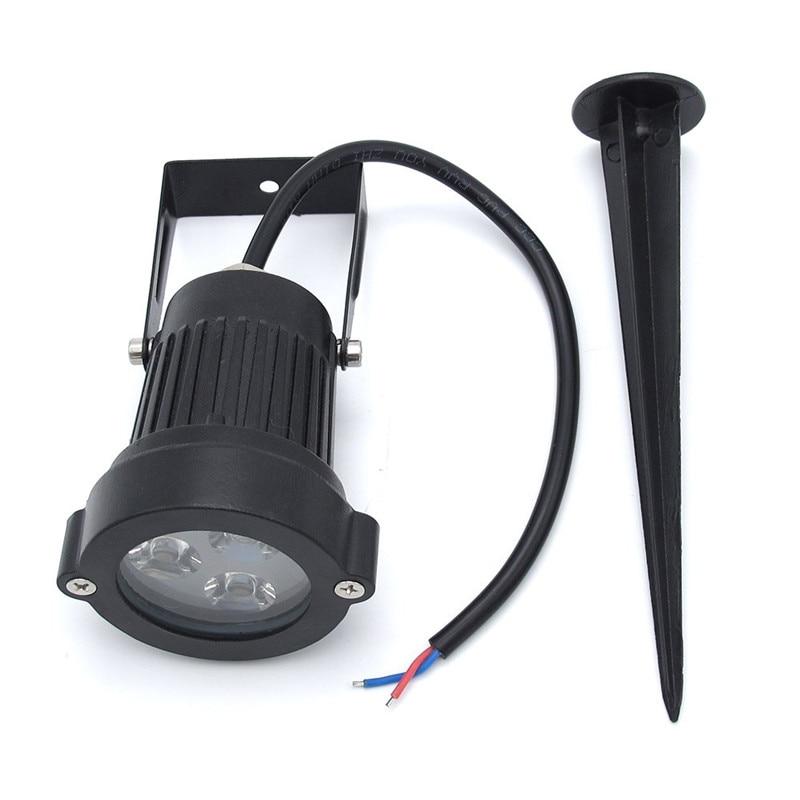 alta super ip68 9 w conduziu a luz do gramado iluminacao exterior a prova d agua