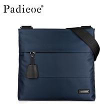 Padieoe Fashion Men Bag Casual One Shoulder Crossbody Mens Messenger Bags