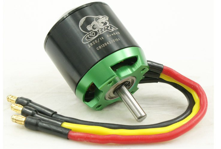 Original Cobra 2820-14 KV840 top multirotor motor for DIY FPV drone quadcopter/multirotor F450/550