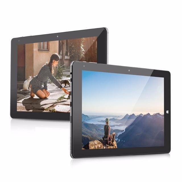 Chuwi HiBook Pro 10.1″Tablet PC 2560*1600 4GB RAM 64GB ROM Intel Z8300 Quad Core 64bit OGS Screen Windows10&Android 5.1Tablet PC