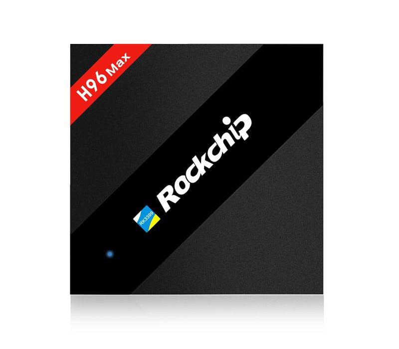 H96 MAX RK3399 4GB RAM 32GB ROM Android 7 1 TV BOX 2 4G 5 0G