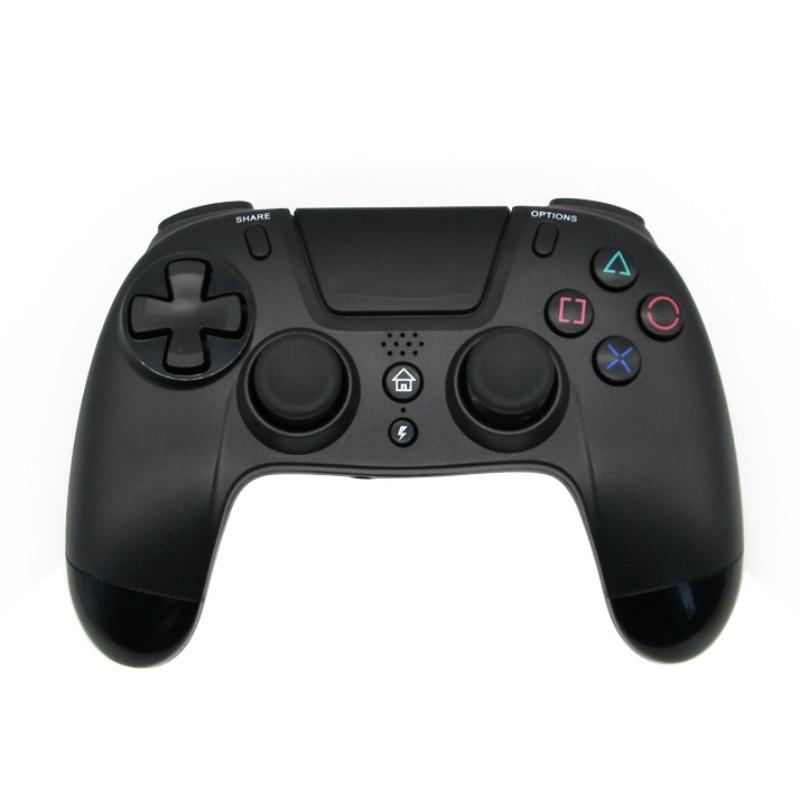 Беспроводной <font><b>Bluetooth</b></font> геймпад двойной вибрации 6 ответствующее Беспроводной контроллер для PS4 джойстики <font><b>Bluetooth</b></font> геймпады