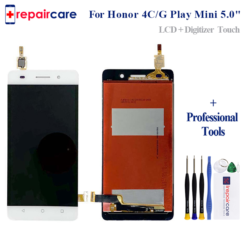 720x1080 5.0 Per Huawei Honor 4C/G mini CHC-U01 CHC-U03 Display LCD + Touch Screen digitizer Assembly + Frame720x1080 5.0 Per Huawei Honor 4C/G mini CHC-U01 CHC-U03 Display LCD + Touch Screen digitizer Assembly + Frame