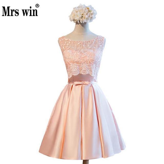 7eaa1f9d10d Вечернее платье 2018 тха Банкетный сладкий розовый О-образным вырезом  Unique вышитая бальное платье Классическая