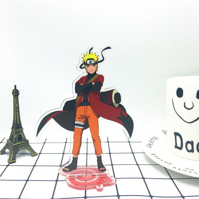 Naruto Shippuden Uzumaki Naruto Modo Sabio Figura de Acción de Acrílico
