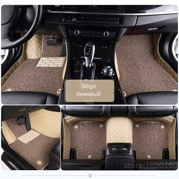Custom car floor mats for Lincoln Navigator MKZ MKS MKC MKX MKT2/3/5 MKZ car accessories Car-styling Custom car foot mats 3D