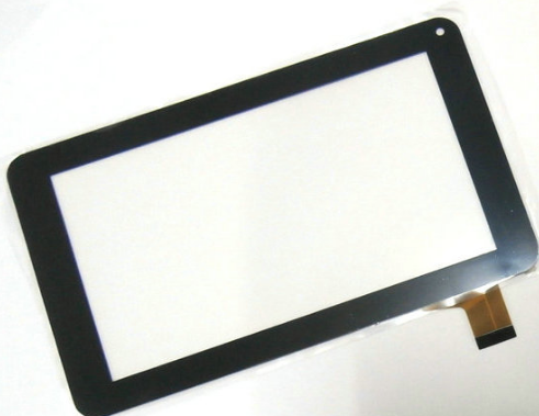 New For 7 inch QUMO Altair 71 Tablet Touch Screen Digitizer Touch Panel Glass Sensor Replacement Free Shipping 10 1 inch touch screen for i7 stylus tablet pc 106005c b 02 glass panel digitizer sensor replacement free shipping