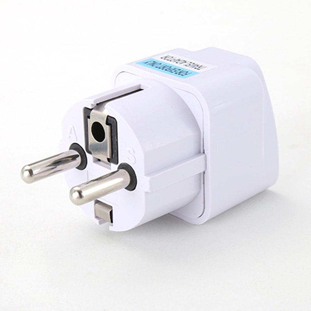 Universal Travel Adapter AU US EU to UK 3 Pin AC Power Plug Adaptors ConnectorsO