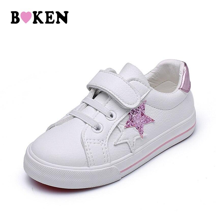 BOKEN Nowe dzieci Pluszowe wodoodporne skórzane rekreacyjne buty - Obuwie dziecięce - Zdjęcie 1