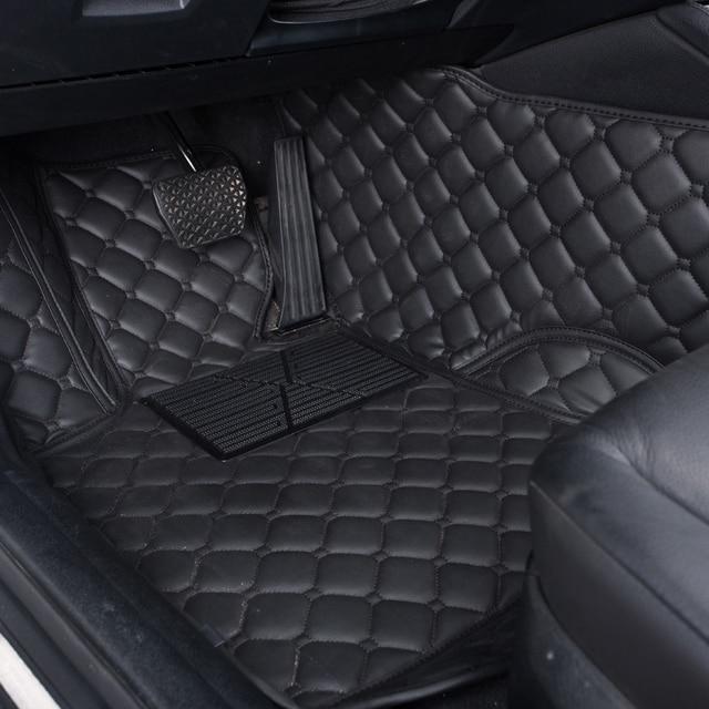 Car Floor Rugs Case For Jeep Grand Cherokee Wrangler Commander